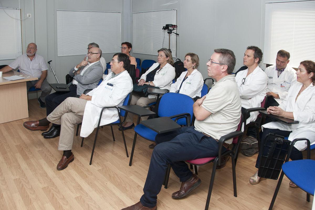 Sesiones clínicas