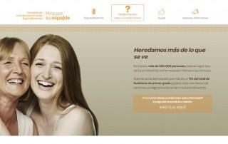 Campaña de concienciación de la Espondiloartritis