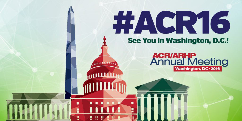 AIRE-MB estará presente en el Congreso de la Sociedad Americana de Reumatología de 2016