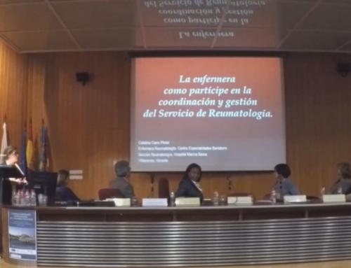 II Jornada de Enfermería de Reumatología de la Comunidad Valenciana