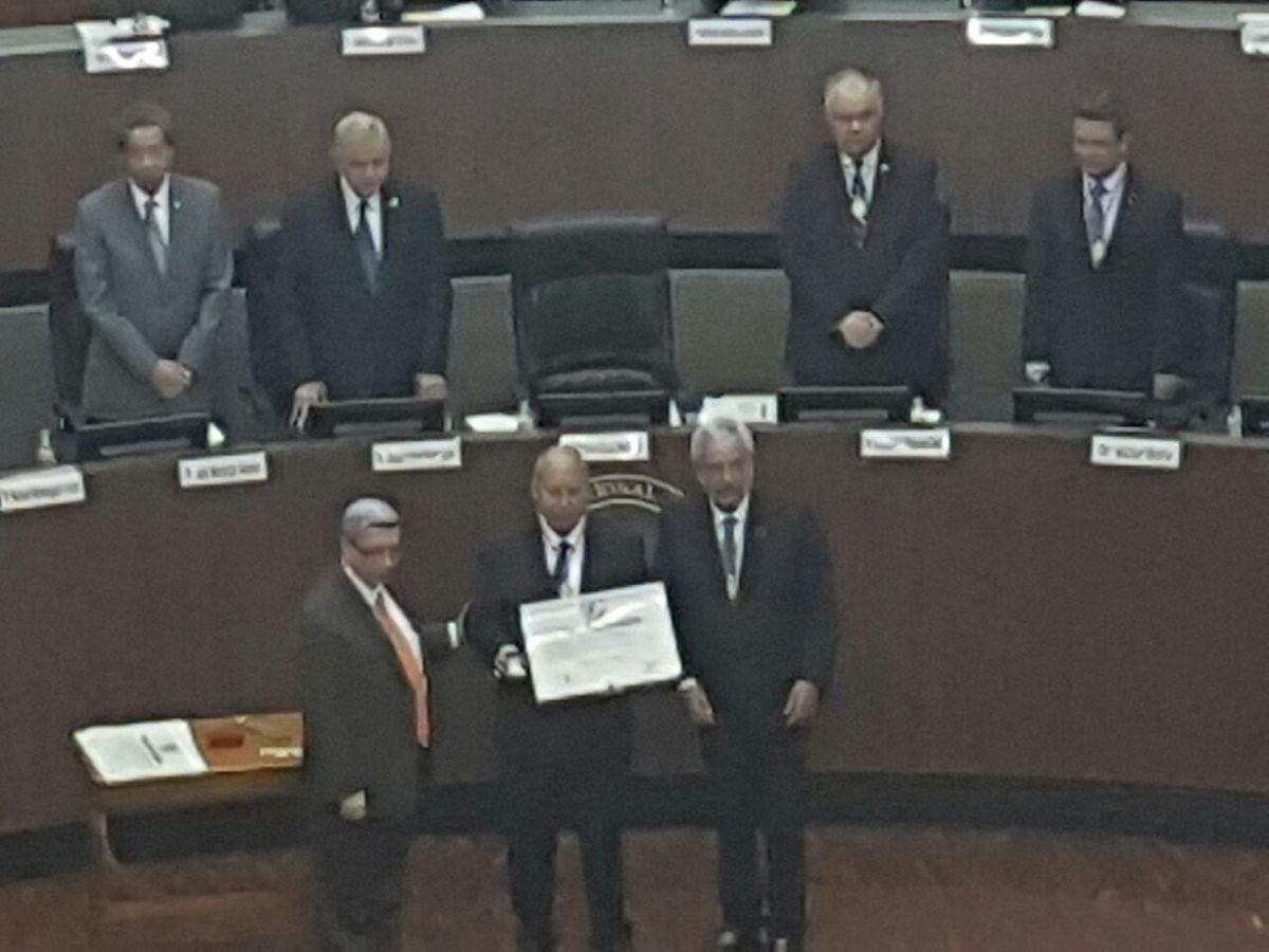 El Dr. Mario García Carrasco ingresa en la Academia Nacional de Medicina de México