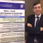 El Dr. José Rosas participó en el I Simposio Canadiense-Mexicano sobre espondiloartritis