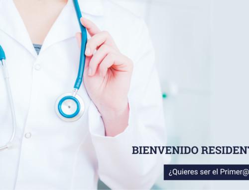Acreditación docente 2020 Reumatología Hospital Marina Baixa: BIENVENIDO RESIDENTE