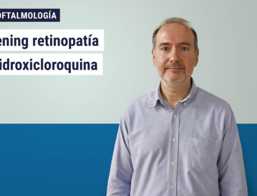 Screening retinopatía por hidroxicloroquina