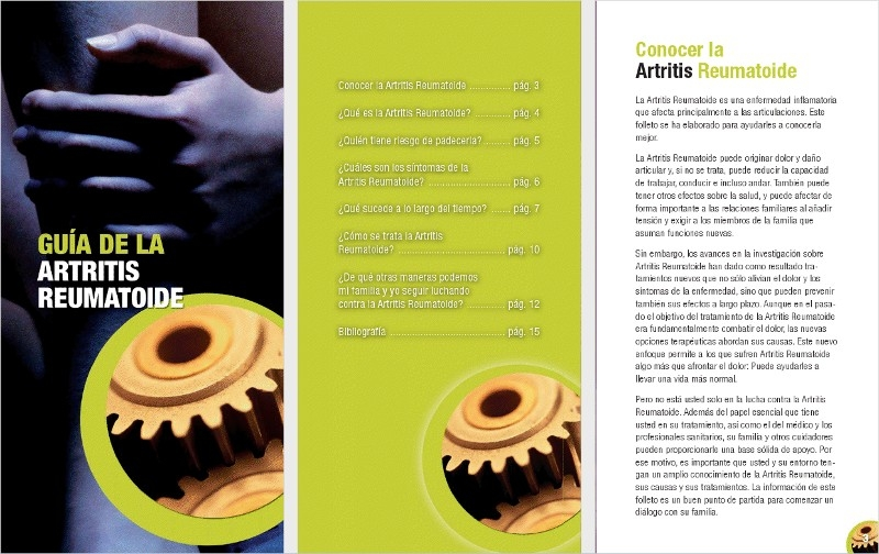 Guía de la artritis reumatoide